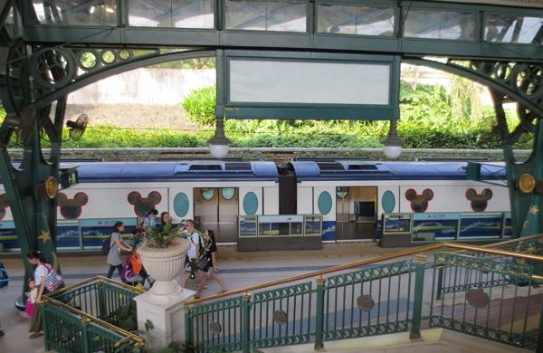 [여행기] SIDH가족의 홍콩여행 – 셋째날 (디즈니랜드)
